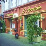 Hotel De L'arrivée, Saint-Brieuc