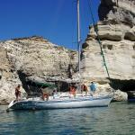 Kirki Sailing, Adamas