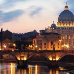 Rose Antiche al Vaticano, Rome