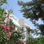 Villa Katerina Rooms, Azolimnos