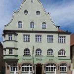 Hotel-Restaurant Piazza, Dinkelsbühl