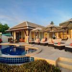 POR de SOL Private Pool Villa, Choeng Mon Beach