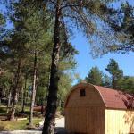 Camping Pod Heaven, Brackla