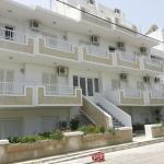 Fania Apartments, Kardámaina