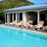 Villa Blue Bay,  Anse Marcel