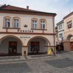 Hotel Pictures: Penzion u České Koruny, Jičín