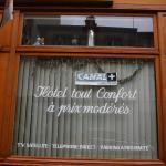 Hotel Telemaque, Paris