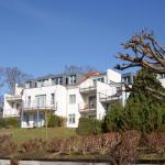 Residenz Bellevue, Achterwasserblick,  Zinnowitz