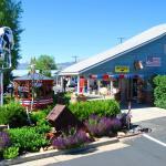 Redwood Motel,  Bridgeport