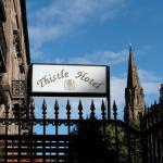 Add review - Thistle Hotel