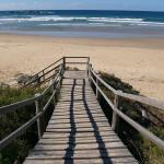 ホテル写真: Safety Beach Ocean Bungalows, Woolgoolga