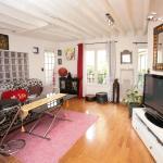 One Bedroom Apartment - Pompidou Center - 176, Paris