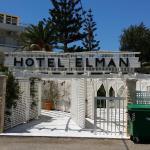 Elman Hotel,  Palaiochóra