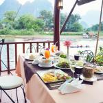Villa Nam Song,  Vang Vieng