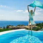 Aeolos Beach Resort, Gastouri