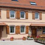 Hotel Pictures: Chambre d'Hôtes au Vieux Moulin- Entre Sarregueminnes et Bitche, Rahling