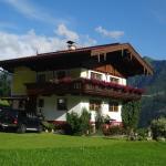 Haus Bergheimat,  Finkenberg