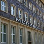 Moskva Hotel,  Kaliningrad