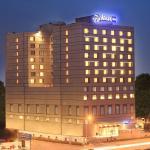 Radisson Blu Hotel Chennai City Centre, Chennai