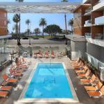 Shore Hotel,  Los Angeles