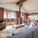 La Ruinette - Lyngen Apartments, Le Châble
