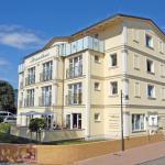 Aparthotel Strandhus, Ahlbeck