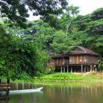 Lampang River Lodge, Ban Chomphu