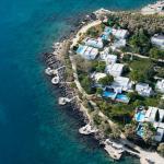 Minos Beach Art Hotel,  Agios Nikolaos