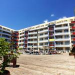 Apartments in Central Plaza, Sunny Beach