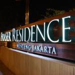 Fraser Residence Menteng Jakarta, Jakarta