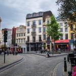 Le Coup de Coeur Apartment Quartier Grand Place, Bruselas