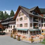 Hotellikuvia: Hotel Löffele, Weissbriach