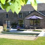 Fotografie hotelů: B&B Le Relais du Moustier, Grune