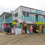 Sand and Surf Motel, Seaside Heights