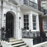 Hallam Hotel, London