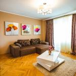 Quality apartment in a green area, Lviv