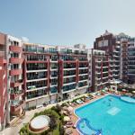 Admiral Plaza Holiday Apartments,  Sunny Beach