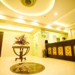 Hotel Pictures: GreenTree Inn Shanghai Meilan Lake Hutai Road Express Hotel, Baoshan