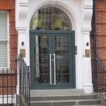 41 JUDD STREET, Londýn