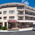Hotel Eos, Kiten
