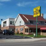 Travelers Inn Motel,  Eagle River