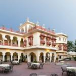 Alsisar Haveli - Heritage Hotel, Jaipur
