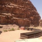 Salman Zwaidh Camp, Wadi Rum