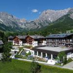 Фотографии отеля: Marco Polo Alpina Familien- & Sporthotel, Мариа-Альм
