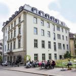 Design Hotel Plattenhof, Zürich