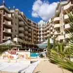 Hotel Golden Ina - Rumba Beach,  Sunny Beach