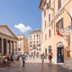 Albergo Abruzzi, Rome