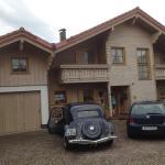 Hotel Pictures: Ferienhaus Lindele Oberstaufen, Oberstaufen
