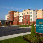 Homewood Suites by Hilton Pittsburgh Airport/Robinson Mall Area,  Moon Township