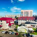 Hotel Complex Lotos, Novokuznetsk